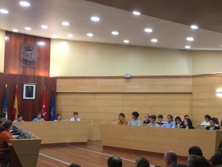 Pleno Infantil 2017_CEIP FDLR_Las Rozas 1