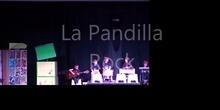 La pandilla Rock. Actos 1 y 2. Proyecto LOVA. Colegio Valdebernardo