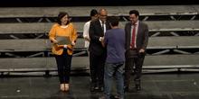 Acto de clausura del XIV Concurso de Coros Escolares de la Comunidad de Madrid (sesión de coros de excelencia) 5
