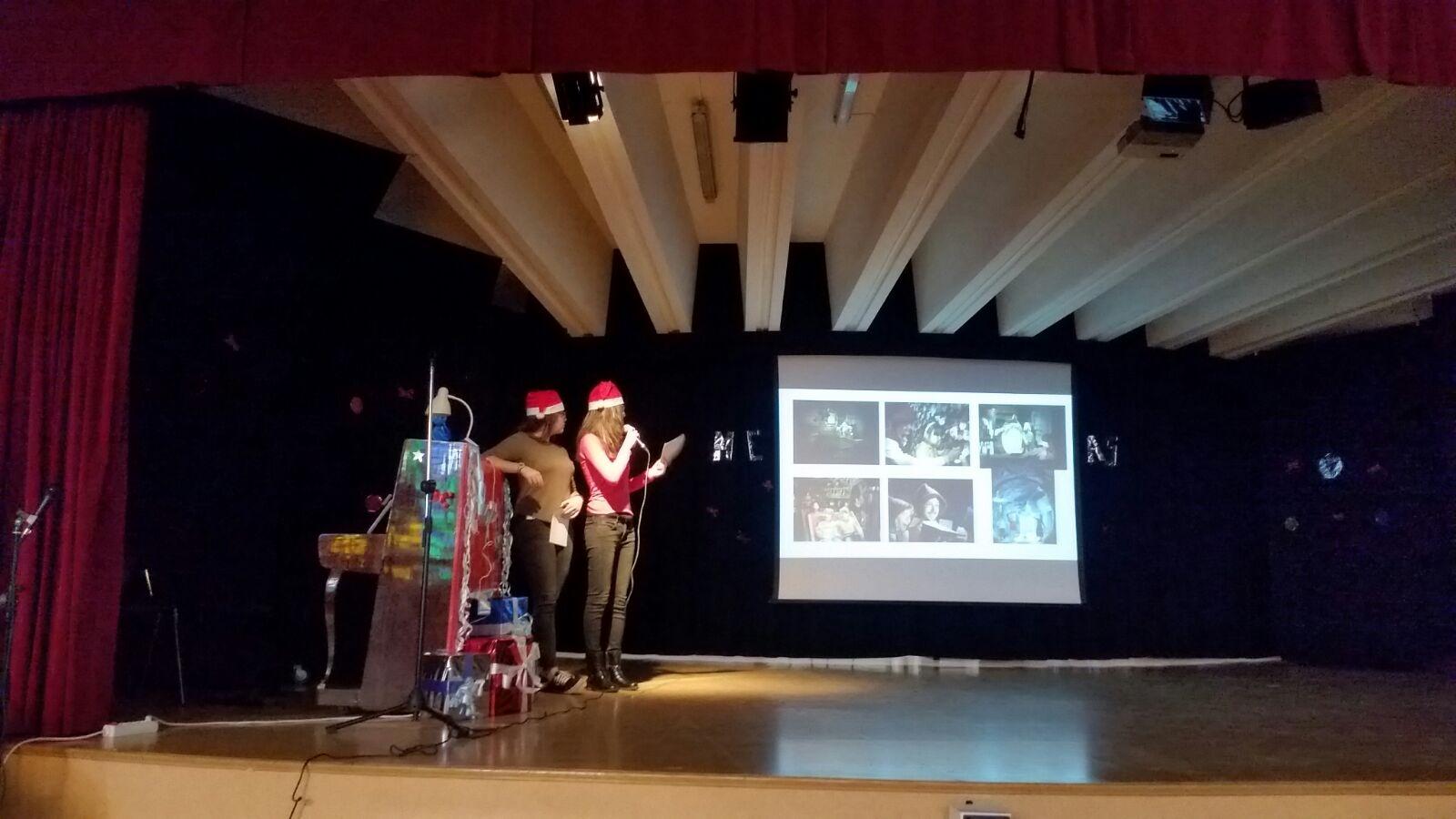 Actividad Navidad Inglés 3