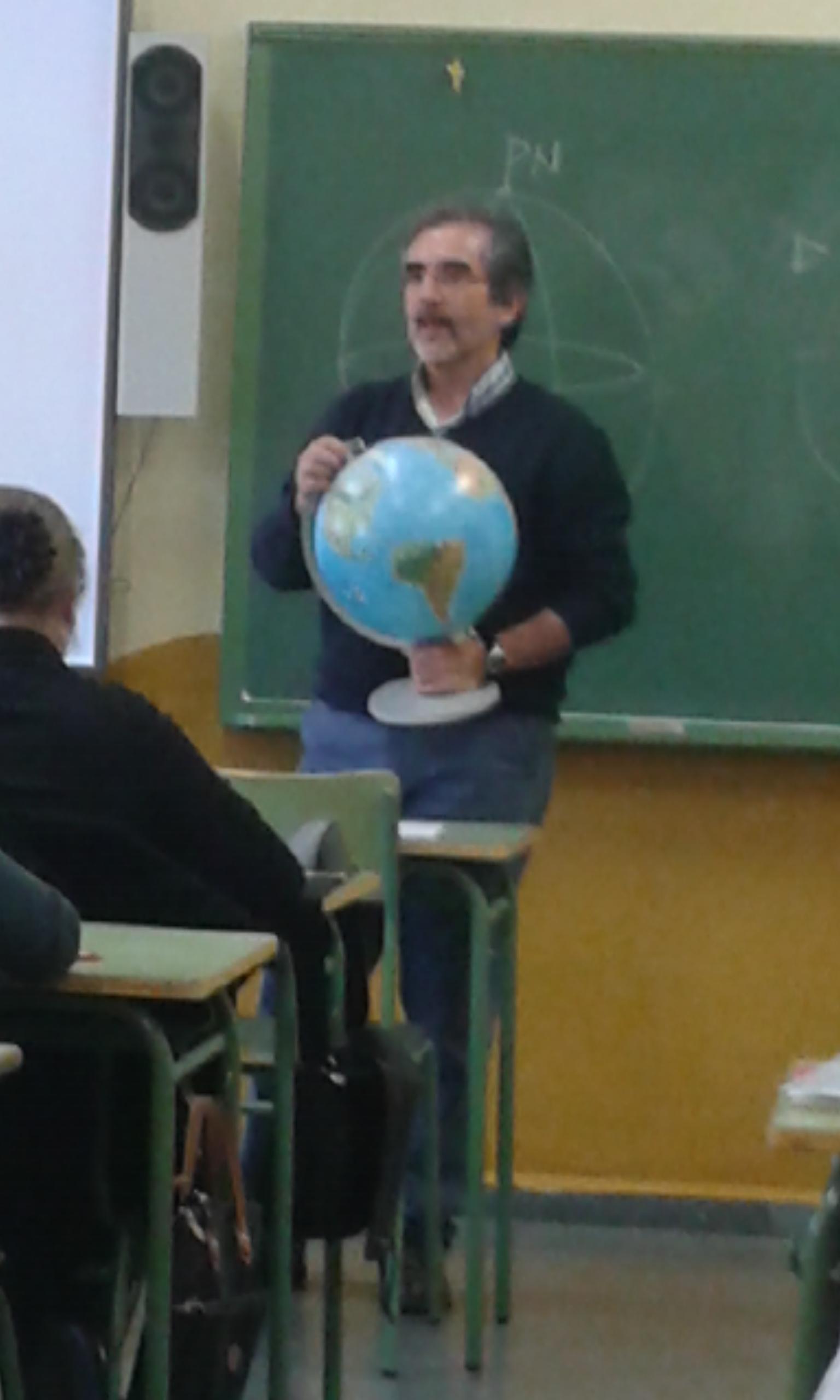 Curso de Geografía en Primaria