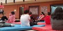 taller de gimnasia acrobática