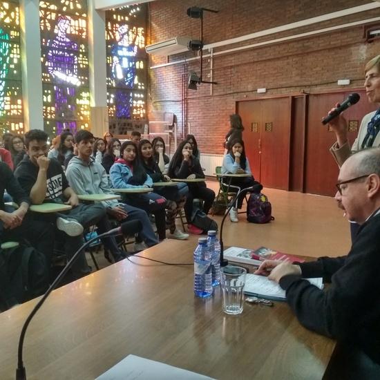 Conferencia Marcos Roitman - Semana Científico-Cultural 3