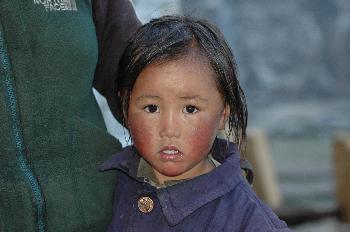 Niño sherpa