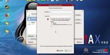 Conoce las cuentas de usuario y su edición en MAX9