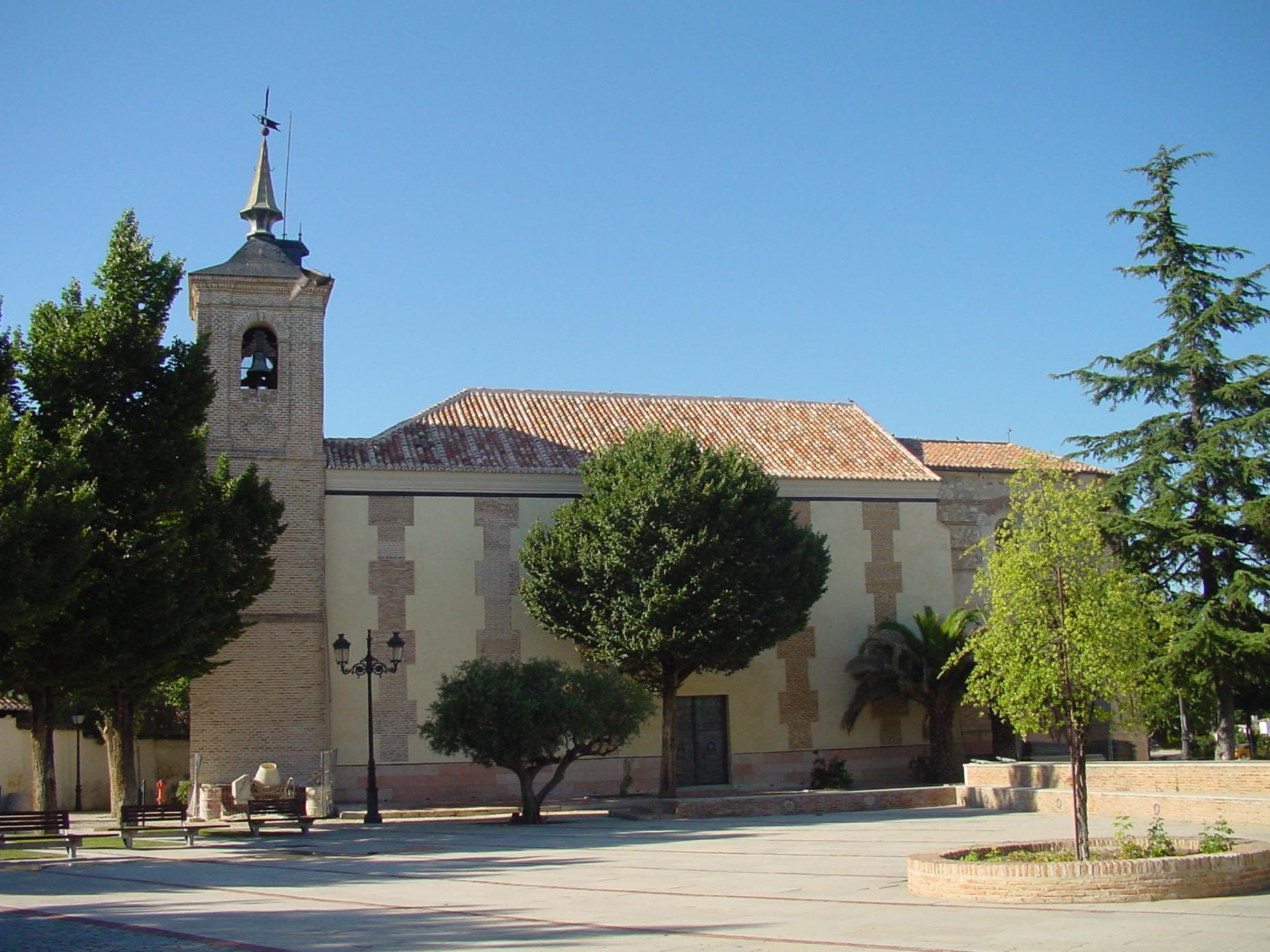 Iglesia en Cubas de la Sagra