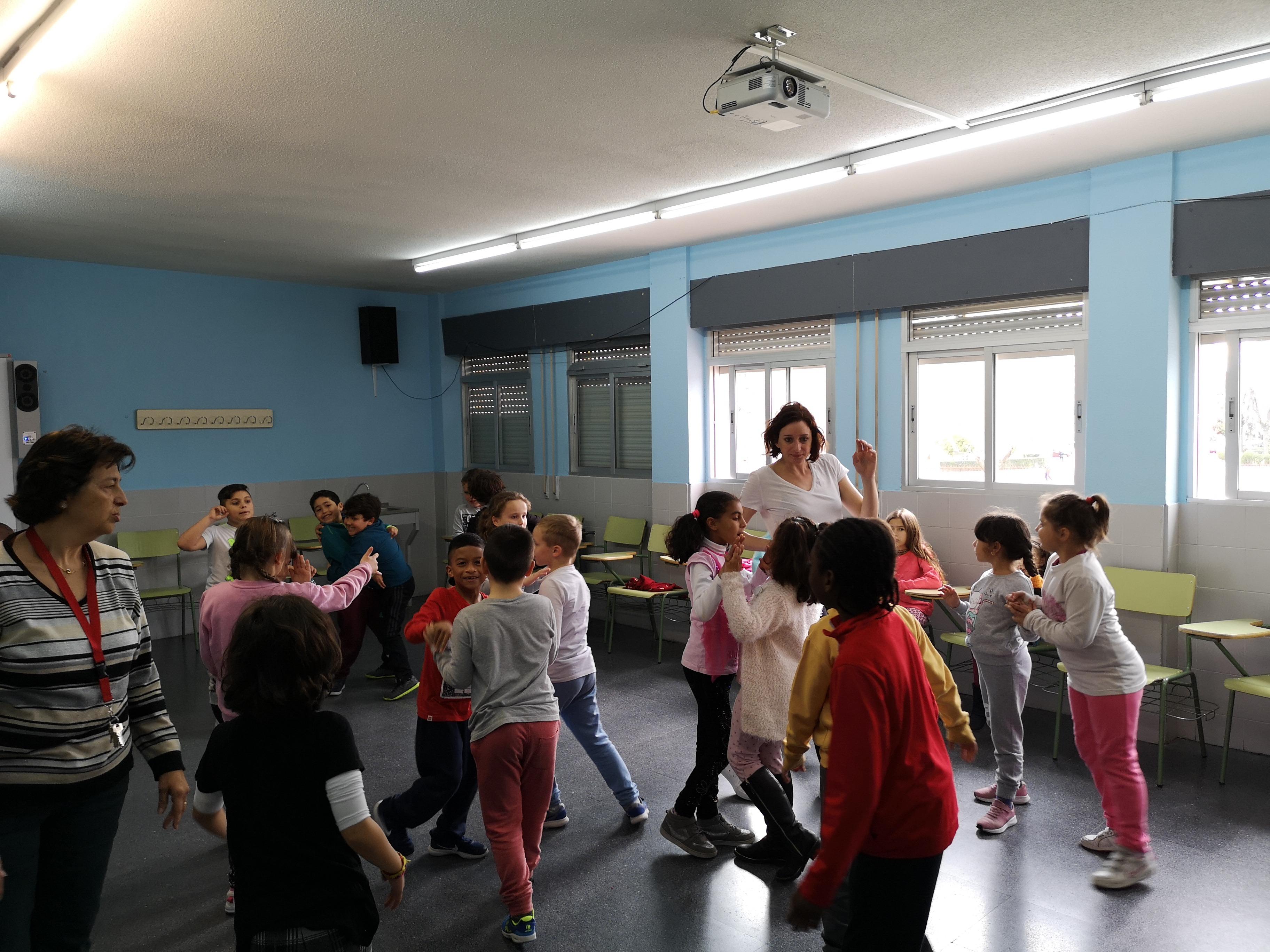 CEIP Rayuela. Fuenlabrada. Proyecto Erasmus-Plus, Escuela de Familias. 6