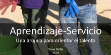 ApS UNA BRÚJULA PARA ORIENTAR EL TALENTO (Roser Batlle)