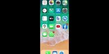 Vídeo turorial. Cómo compartir Internet con otros dispositivos desde tu móvil Iphone