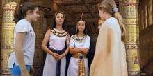 invitación Expo Egipto