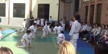 Exhibición de Judo_2. Mayo 2016