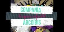 """Making of Compañía """"Arcoíris"""""""