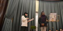 Bienvenida a Susan (profesora de Angola) 5