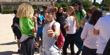 """Sexto descubre la """"verdadera historia"""" de San Lorenzo de El Escorial...CEIP FDLR_Las Rozas 10"""