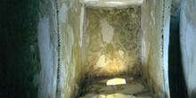 Interior de la iglesia de San Miguel de Lillo, Oviedo, Principad