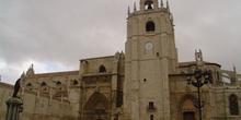 Fachada de la Catedral de Palencia, Castilla y León