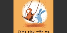 COME, STAY WITH ME read aloud by teacher Mavi