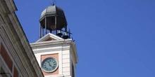 Reloj de la Puerta del Sol - Madrid
