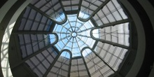 Interior cúpula en New York