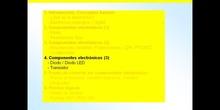 3º ESO / Tema 3 -> Punto 4 - Componentes electrónicos (3)