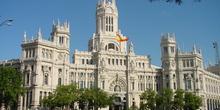 Palacio de Comunicaciones sede del Ayuntamiento de Madrid