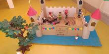 Castillos medievales - 3º de primaria 5