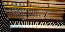 El piano - cuerda percutida