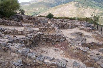 Castro celta El Raso, Candeleda, ávila, Castilla y León
