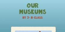 Museum brochure by 3ºB