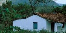 Casa de campo en Cuba