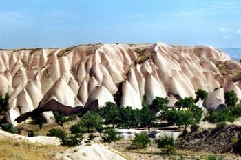 Valle de Goreme, Capadocia, Turquía