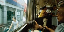 Autobús, China