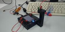 Primera prueba con Robo Pro y  TXT Advanced – Discovery Set