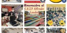 Jornada puertas abiertas CEIP Alfredo Landa 2021