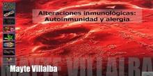 Conferencia: Autoinmunidad y alergia