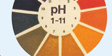 Papel indicador para medir el PH