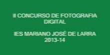 IES LARRA NOCTURNO II CONCURSO FOTOGRAFIA DIGITAL