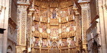 Altar Mayor de la Catedral de Orense, Galicia