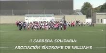 II carrera solidaria. Miniolimpiadas 2019-20