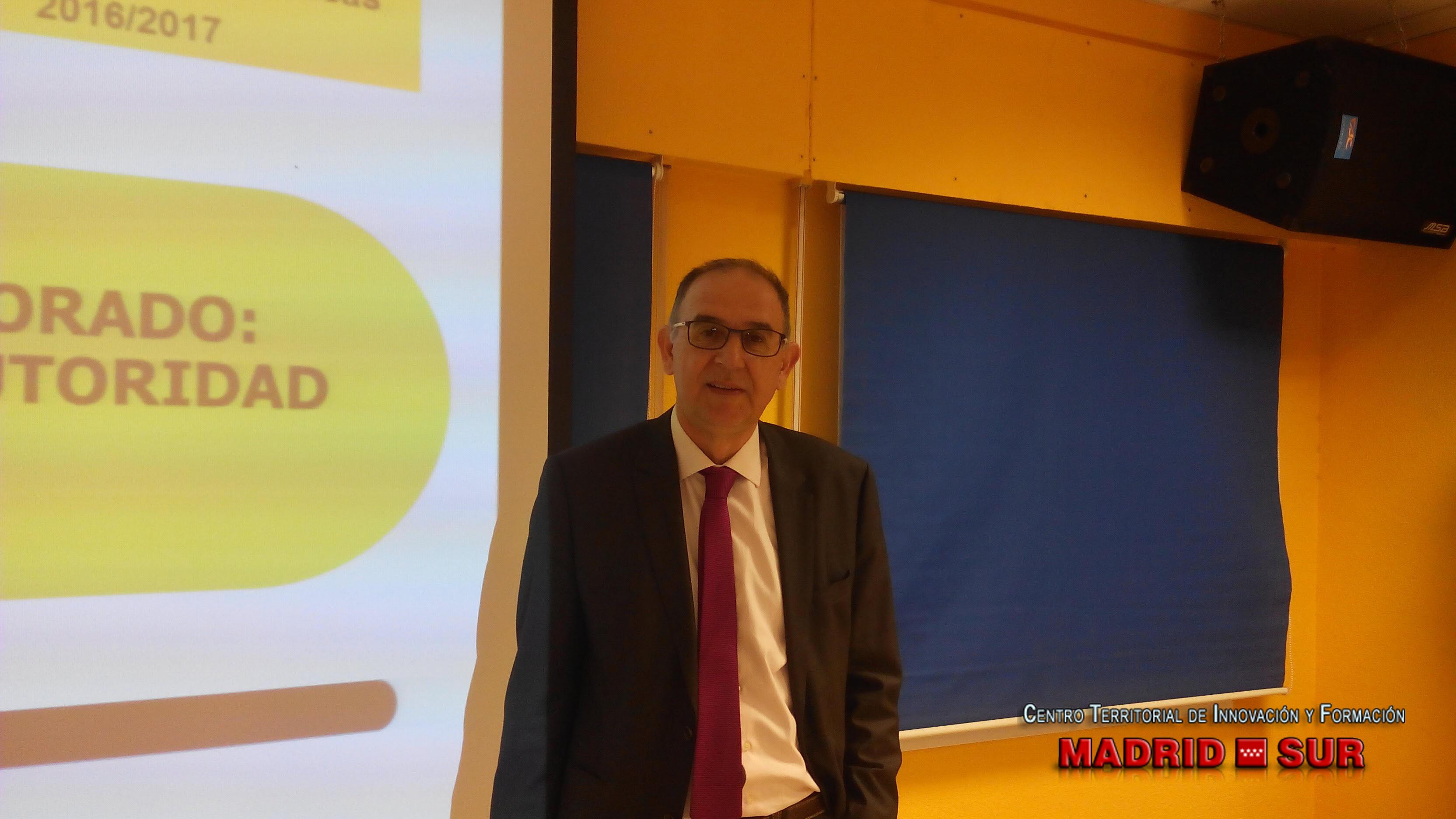 D. Santiago Sánchez Martín