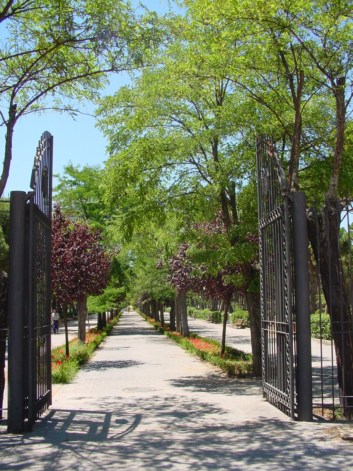 Parque en Móstoles