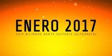 Enero de 2017 en Santa Quiteria