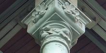 Detalle de columna, Zaragoza