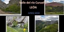 excursión río curueño junio 2018