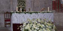 Altar, Sacramenia, Segovia, Castilla y León