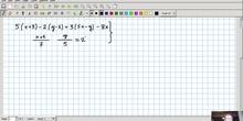 Ecuaciones más complejas - SEL