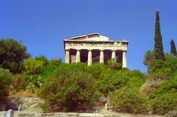 Templo de Teseo, Atenas