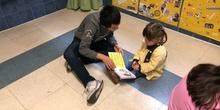 Cuéntame un cuento - Actividad conjunta Infantil 3 años y 6º Ed. Primaria 7