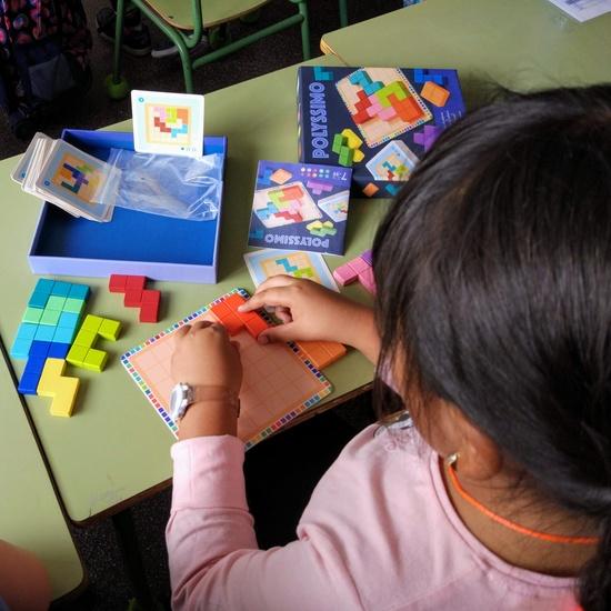 Juegos matemáticos 3º de primaria 12