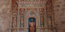Retablo de la Capilla del Salvador, Catedral de Santiago de Comp